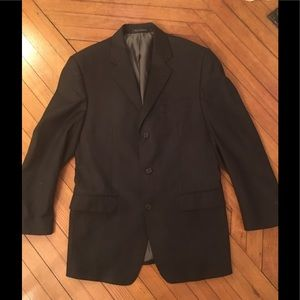 Calvin Klein men's suit jacket Dark Grey 42